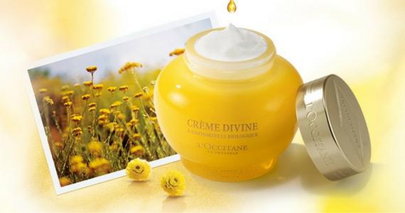 Free L'OCCITANE Divine Anti-Aging Cream