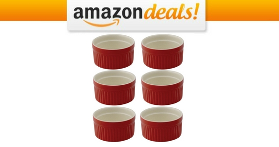 Get an HIC Ceramic Ramekin Set for $12
