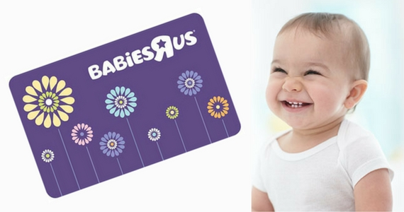"Win a $200 Babies ""R"" Us Gift Card"
