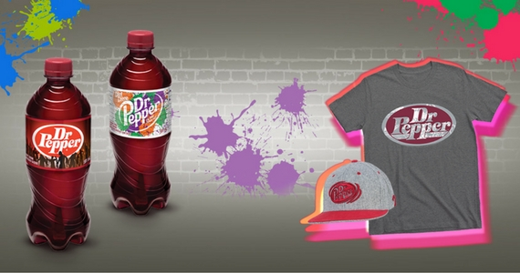 Win a Dr. Pepper Swag Prize Pack