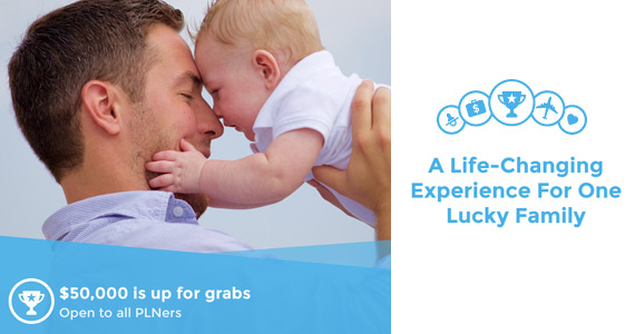 Win $50,000 in prizes with Canada's Luckiest Baby