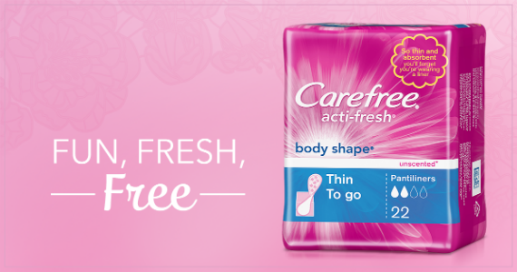 Win 1 of 151 Daily Instant Prizes from Carefree