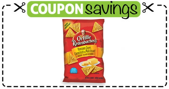 Save $1 Off Orville Redenbacher's Popcorn Chips