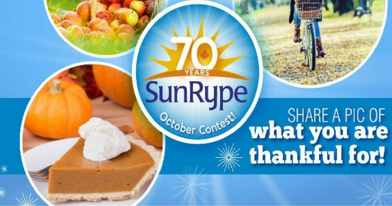 Win 1 of 3 Samsung Galaxy Tablets from SunRype