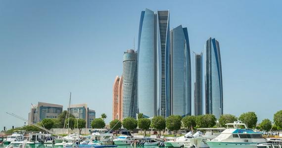 Win Roundtrip Tickets to Abu Dhabi, UAE
