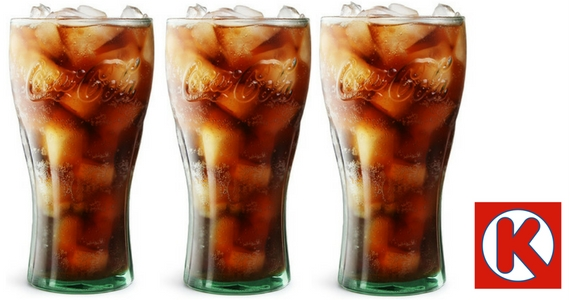 Win 1 of 2 Packs of 24 Coca-Cola Glasses