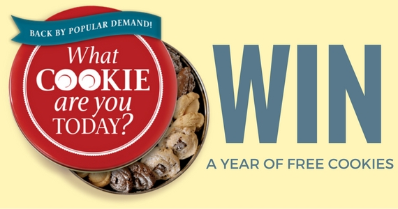 Win Free Mary McLeod's Cookies For A Year
