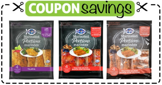 Save $2 Off High Liner Marinated Portions or Pan-Sear Selects Strips