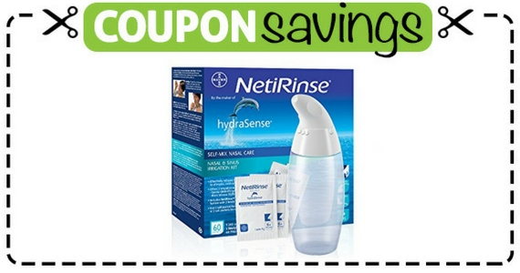 Save $1 on Any HydraSense Product