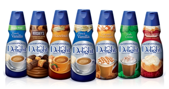 Save $1 Off International Delight Coffee Creamer