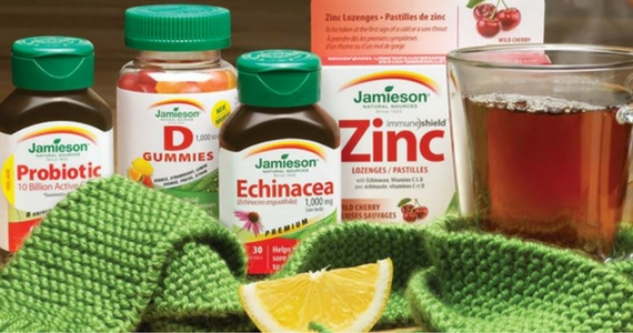 Save $2 Off Jamieson Immune Support Product