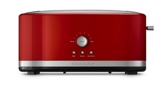 Win a KicthenAid Long Slot Toaster