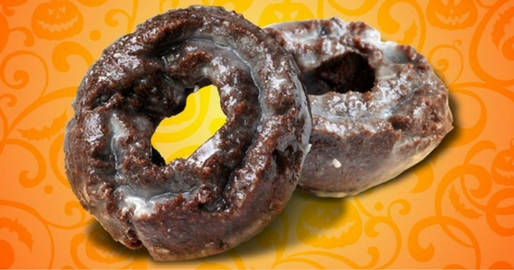 BOGO Chocolate Donuts at Mac's