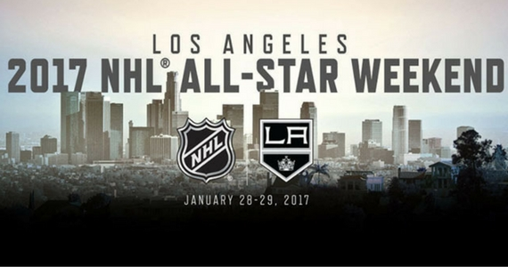 Win a Trip to the 2017 NHL All-Star Game in Los Angeles