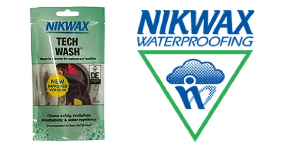 Free Sample of Nikwax Tech Wash