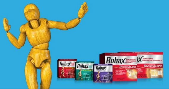 Up to $6 Savings on Robax Products