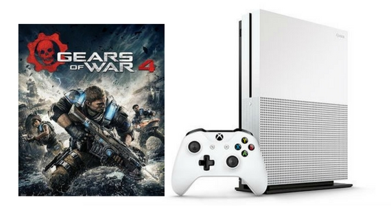 Win 1 of 10 Xbox One S Prize Packs