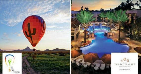 Win a Getaway to Phoenix, Arizona