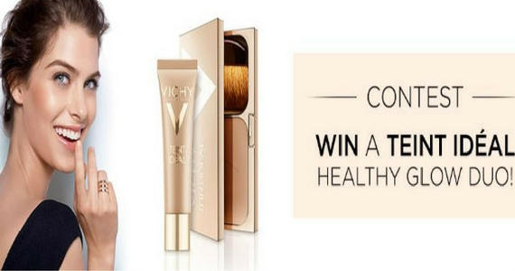 Win a Teint Ideal Healthy Glow Duo
