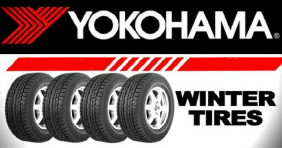 Win a Set of Yokohama Winter Tires