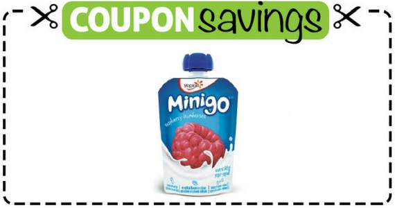 Save $1 Off Yoplait Minigo Pouch