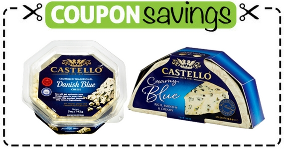 Save $1.50 Off Any Castello Cheese
