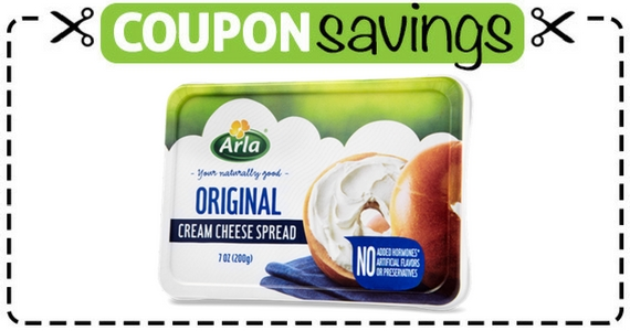 Save $1.50 Off Arla Dofino Cream Cheese