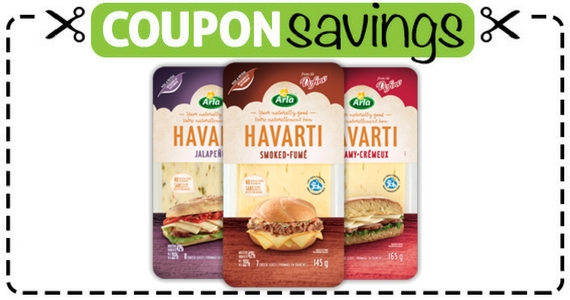 Save $1.50 Off Arla Dofino Havarti Cheese