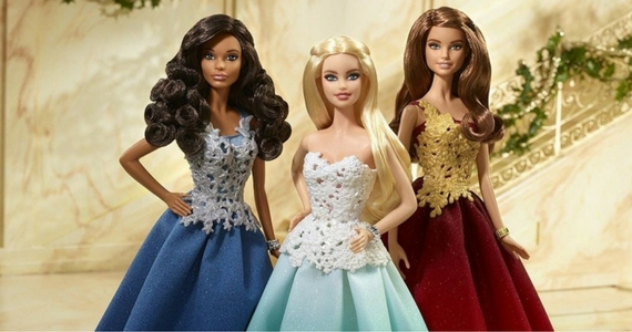 Win All 2016 Holiday Barbie Dolls