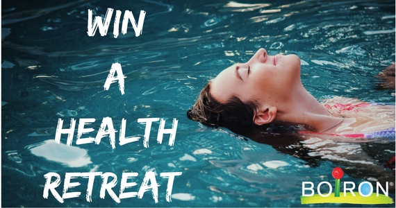 Win a Health Retreat Plus Weekly Prizes from Boiron