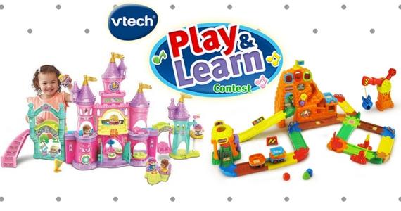 Win a VTech Playset