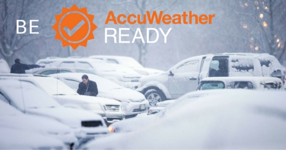 AccuWeather Instant Win Winter Sweepstakes
