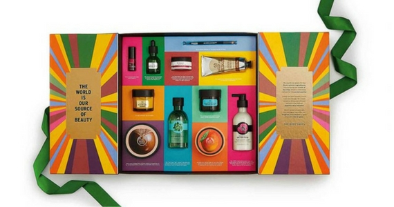 Best of Body Shop Prize Pack