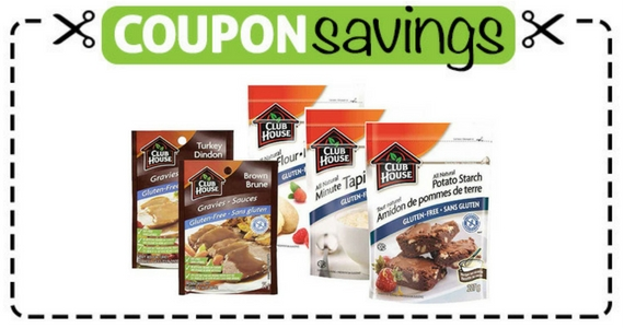Club House Product Coupons