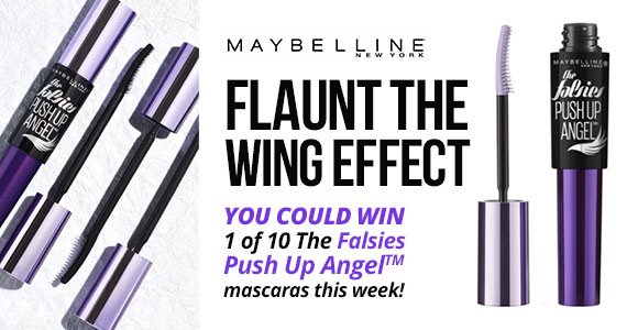 Win 1 of 10 Maybelline Mascaras