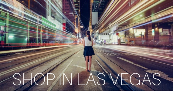 Win a Shopping Trip to Las Vegas