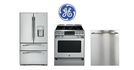 Win a Suite of GE Appliances