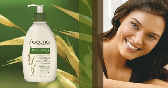 Win an Aveeno Lotion Prize Pack
