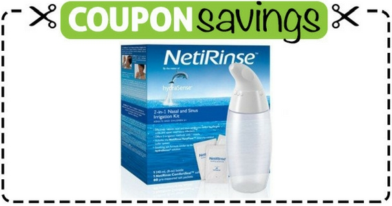 $4 off NetiRinse Product
