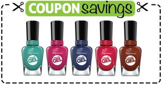 Save $4 Off Any Sally Hansen Miracle Gel Product