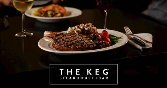 Win a $200 The Keg Gift Card