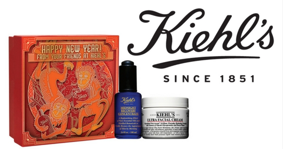 Get a Free Kiehl's Pouch