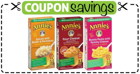 Save $1 Off any Annie's Product