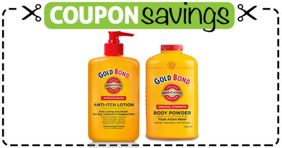 Save $1.50 Off any Gold Bond Medicated Lotion, Powder or Anti-itch Cream