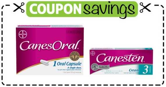 Save on Canesten Products