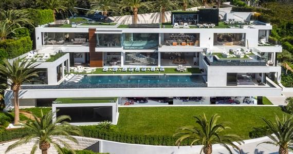 Take a Peek Inside USA's Most Expensive House
