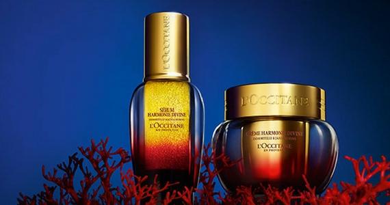 Win L'Occitane Divine Harmony Cream & Serum