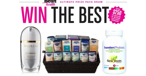 Win a Best Health Prize Pack