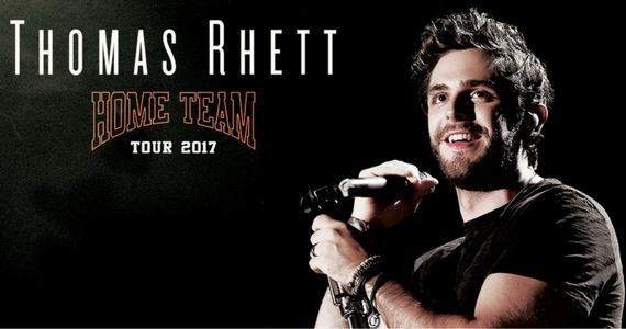 Win a Trip to See Thomas Rhett in Nashville