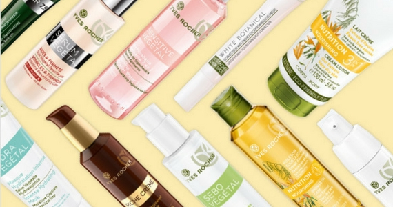 Get A Free Gift From Yves Rocher